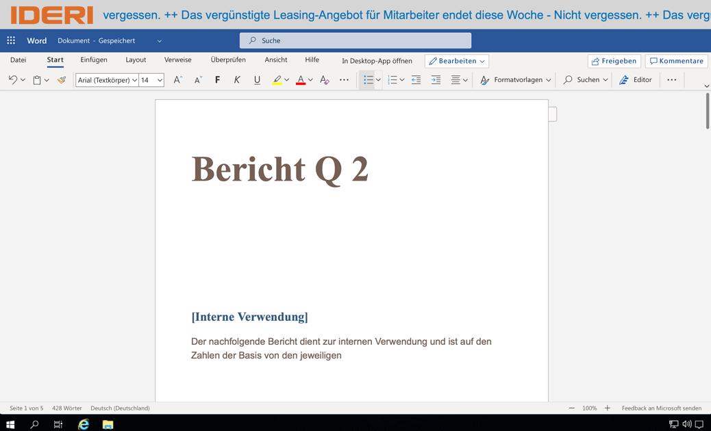 IDERI-note_Benachrichtigung-MA-Angebot